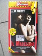 VIDEO IL MACELLAIO CON ALBA PARIETTI - Cassettes Vidéo VHS