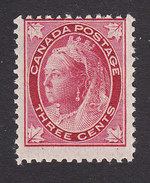 Canada, Scott #69, Mint Never Hinged, Queen Victoria, Issued 1897 - Unused Stamps