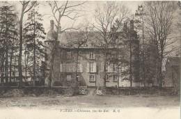 Flers Arras Château Facade Est - 1924 - Arras