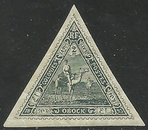 Obock - Méharistes - N° 45 Neuf Avec Charnière. - Obock (1892-1899)