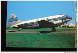 AIGLE AZUR  C 46    F OAFI  COLLECTION VILAIN N° 457 - 1946-....: Era Moderna