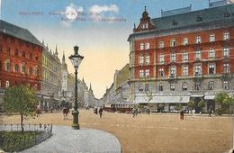 Budapest (Hongrie) - Baross-tér Rakoczi - Baross-Platz Und Rakoczistrasse - Hungary