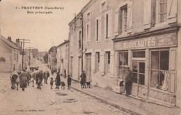 PRAUTHOY Rue Principale 52B - Prauthoy