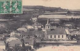 E7 - 88 - Saint-Stail - Vosges - Vue Du Centre - N° 3722 - Autres Communes