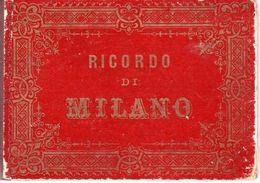 Ricordo Di Milano / 12 Litho. / 4 Scan. - Milano (Milan)