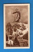 COURMAYEUR, N.D.de GUERISON - PREGHIERA Alla SS.GERGINE . 2 Scan. Vedi Descrizione.  (D) - Religion & Esotericism