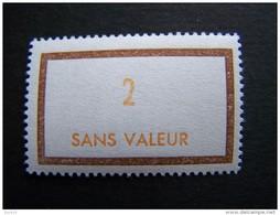 FICTIFS NEUF ** N°F183 SANS CHARNIERE (FICTIF F 183) - Fictifs