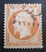 LOT DF/437 - NAPOLEON III N°23 - LGC - 1862 Napoleon III