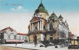 Pecs (Hongrie) - Nemzeti Szinhaz - Hungary