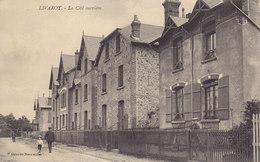LIVAROT La Cité Ouvrière Circulée Timbrée - Livarot