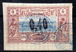 Cote Des Somalis : N° 22 Oblitéré  , Cote : 50,00€ - Oblitérés