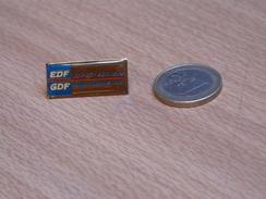 EDF-GDF . ESPACE GAZ  VILLEJUIF . ZAMAC DECAT. - EDF GDF