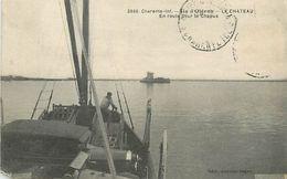 PIE 17-P Mo-4680 : ILE D'OLERON. LE CHATEAU - Ile D'Oléron