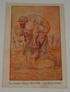 Grains De Santé Du Dr Franck - ébanyl :::: Image : La Grande Guerre 1914 - 1918 - Le Prêtre Soldat  ----------- 427 - Old Paper