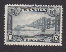 Canada, Scott #156, Mint Never Hinged, Quebec Bridge, Issued 1928 - 1911-1935 Reign Of George V