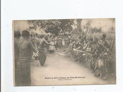 MISSION DU SHIRE (AFRIQUE) DES PERES MONTFORTAINS . DANSES GUERRIERES (BELLE ANIMATION)MALAWI /MOZAMBIQUE - Malawi