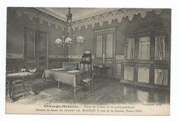 PARIS 7 EME ARR. Maison De Santé Du Docteur Charles Bonnet 7, Rue De La Chaise.Salon De Correspondance - Arrondissement: 17