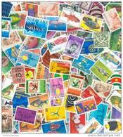 Coleccion De 500 Sellos Diferentes DE SURINAM - Sellos