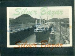 Panama - Canal - Navi - Panama