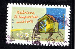 Timbre  N° 970 - 2014 - - Francia