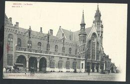 +++ CPA - BRUGGE - BRUGES - La Station - Gare - Statie - Albert Sugg Série 11 N° 1  // - Brugge
