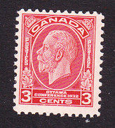 Canada, Scott #192, Mint Hinged, George V, Issued 1932 - Unused Stamps