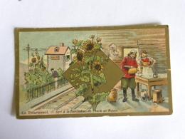 CPA (53) Mayenne - SAINTE SUZANNE- P. PERRON -  Carte Pub - Chromo - Pharmacien De 1ère Classe - Sainte Suzanne