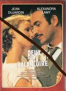Deux Sur La Balançoire - DVD's