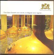 Dépliant Touristique Brasseries Kronenbourg - 21 X 21 Cm - 10 Pages - - Toeristische Brochures
