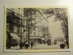 E32 PARIS XX Rue Des Pyrenées à La Poste Pub Avis Immobilier - France