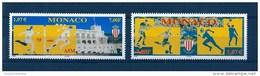 Monaco Timbres De 1999  N°2196 Et 2197  Neuf ** Parfait - Neufs