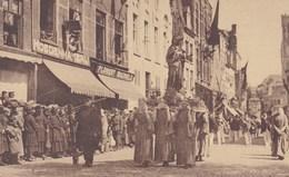 Brugge; Processie Van Het Heilig Bloed, Hoedenmakerij Florent Machiels,  Groep O.L.V. Van Het H Hart (pk37832) - Brugge