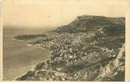 MONTE-CARLO Et MONACO Vus De La Grande Corniche - Monte-Carlo
