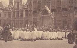 Brugge; Processie Van Het Heilig Bloed, De Benedictie (pk37836) - Brugge