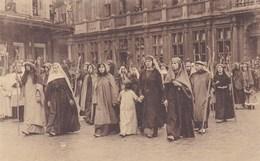 Brugge; Processie Van Het Heilig Bloed, Het Volk Van Bethleem, Zingende Adeste (pk37847) - Brugge