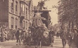 Brugge; Processie Van Het Heilig Bloed, De Wagen Van De Geboorte Christe (pk37848) - Brugge