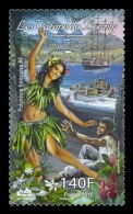French Polynesia 2017 Mih. 1344 The Women Of The Bounty (joint Issue French Polynesia-Pitcairn Islands) MNH ** - French Polynesia