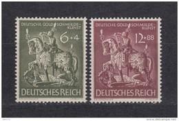 1943     MICHEL  Nº 860 / 861   / ** / - Unused Stamps