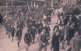 Nyon Gare, Manifestation Et Cortège à L'occasion De L'élection De M.Bonzon à La Présidence Du Grand Conseil (2760) - VD Vaud