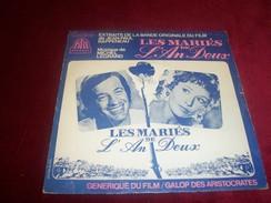 MICHEL LEGRAND  ° BO LES MARIES DE L'AN DEUX - Soundtracks, Film Music