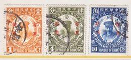 CHINA  MANCHURIA   25-7   (o) - Manchuria 1927-33