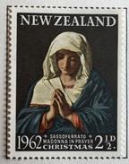 New Zealand  MH* 1962 - # 358 - New Zealand