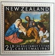 New Zealand  MH* 1963 - # 359 - New Zealand