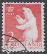 Greenland SG60 1963 Definitive 2k Good/fine Used [34/29292/6D] - Greenland