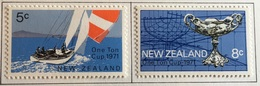 New Zealand  MH* 1971 - # 471/472 - New Zealand