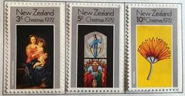 New Zealand  MH* 1972 - # 504/506 - New Zealand