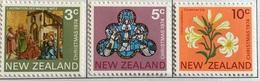 New Zealand  MH* 1974 - # 560/562 - New Zealand