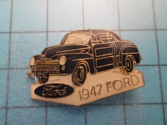 Pin2117 Pin´s Pins / Beau Et Rare : AUTOMOBILE / FORD MODELE 1947 - Ford