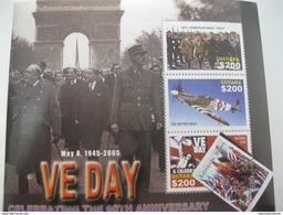 Guyana WWII VE DAY - 2. Weltkrieg