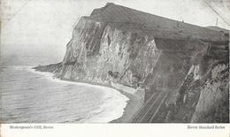 Shakespeare's Cliff - Dover - Dover Standart Series - Carte Non Circulée - Dover